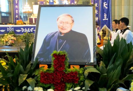 【文件】韓大輝總主教致函上海教區表達問候 thumbnail