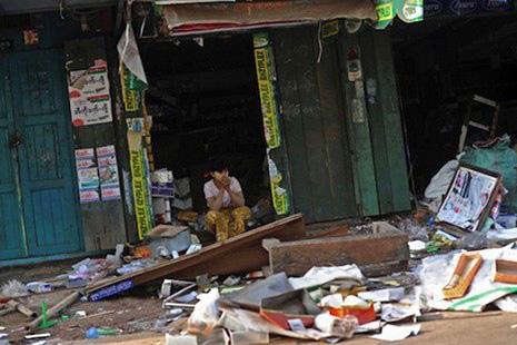 仰光總主教呼籲停止反伊斯蘭教襲擊 thumbnail