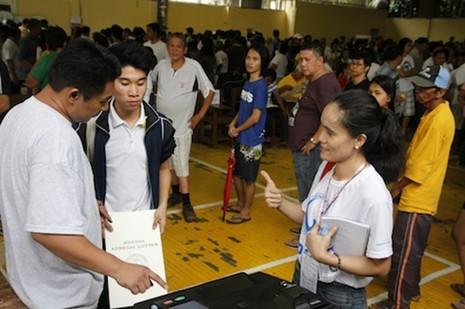 菲律賓天主教徒承認中期選舉策略失敗