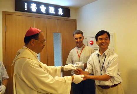 真理電台中文部進駐台灣主教團大樓 thumbnail