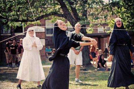 美國「想像修女」運動推出電影鼓勵女性聖召