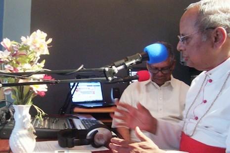 斯里蘭卡開設首個天主教電台