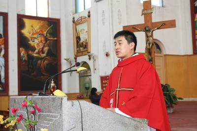 緬懷車禍中不幸罹難的杜憲國神父