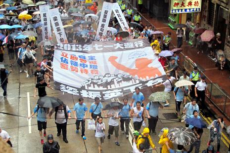 【評論】當局應認真聆聽香港人爭取民主的聲音 thumbnail