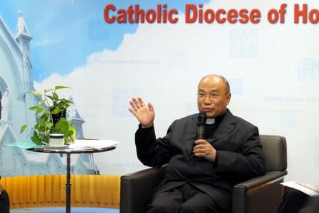 香港教區呼籲政府交談,盡速展開政改諮詢