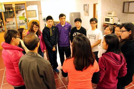 澳門社會複雜多變,青年信仰面臨挑戰
