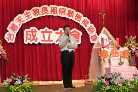 台灣教會強化長期照護造福失能者與家屬