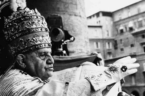 「善良的教宗」若望廿三世將於年內宣聖