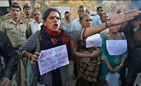印度奧里薩邦修女輪姦案三人被捕