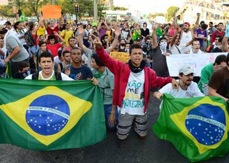 教廷據報要求巴西提供巨款資助教宗訪問