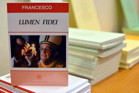 梵蒂岡出版主任形容新通諭是靈性之「光」