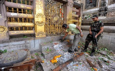 亞洲主教團協會譴責印度佛教聖地遭破壞 thumbnail