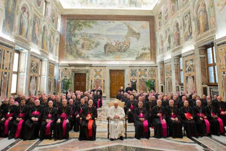 【特稿】教宗為挑選主教候選人訂出指引 thumbnail