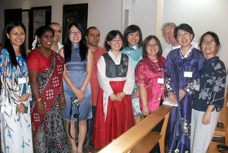 華人代表赴黎巴嫩出席基督生活團大會
