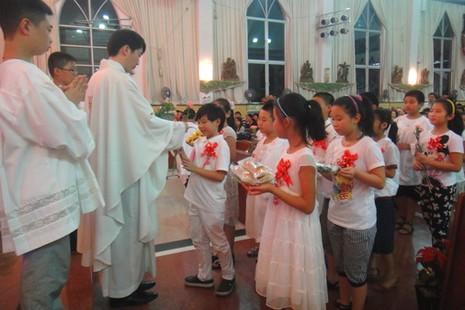 中國教友爭取「罷工」以慶祝聖母升天節