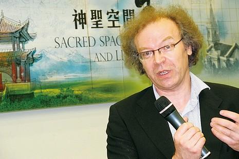 【特稿】魯汶學者稱中國天主教建築有助體現本地化特色
