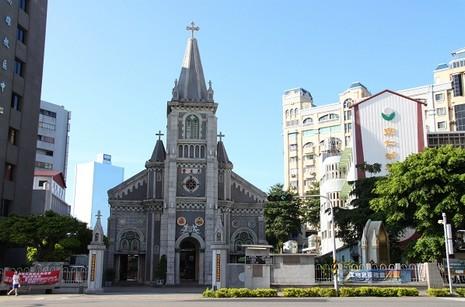 台灣推宗教旅遊,天主教候選景點廿四案