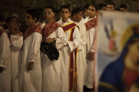 埃及隱修院教堂一千六百年來首次取消彌撒 thumbnail