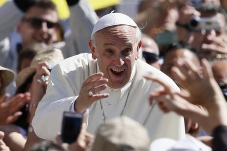 與「陌生來電的教宗」的電話禮儀