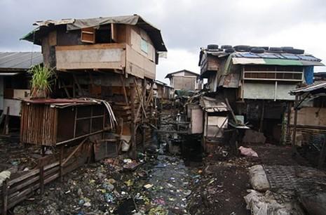 馬尼拉主教響應教宗呼籲探訪貧民窟