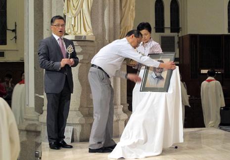 香港老牌天主教慈善組織慶祝成立一個半世紀