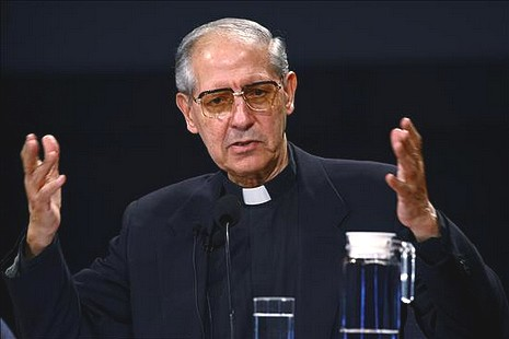 耶穌會總會長宣布打算於一六年正式辭職