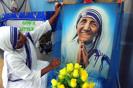 聯合國訂立慈善日紀念真福德蘭修女 thumbnail