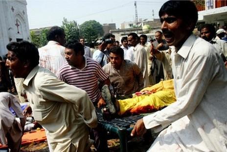地方教會譴責在巴基斯坦及肯尼亞的襲擊