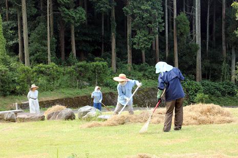 日本隱修院邀請外界人士體驗祈禱生活