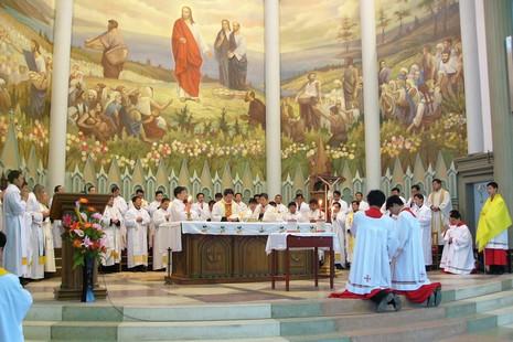 【特稿】司鐸聖召一直都在聖德之地