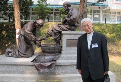 崇基神學院表揚陳日君樞機對在囚者的關懷