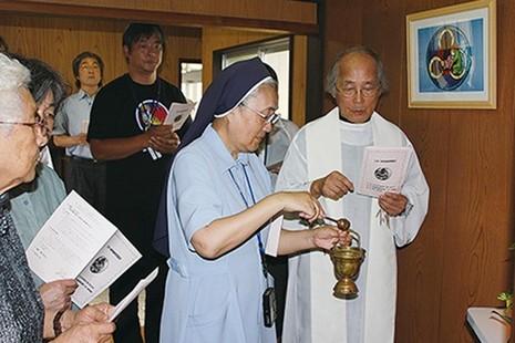 修女無惧幅射在福島設會院臨在於居民中間 thumbnail