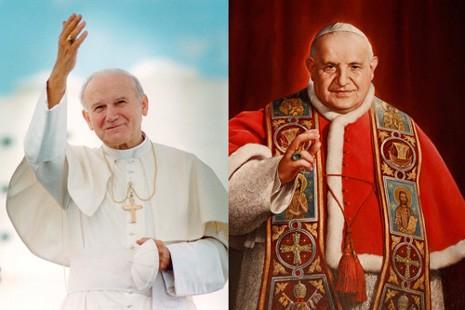 本篤十六世或出席兩位真福教宗的封聖禮 thumbnail