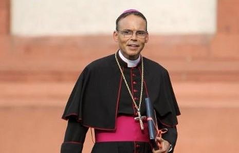 德國一主教被指控向法庭作假證供