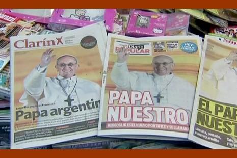 教宗方濟各繼承前任教宗與媒體對話的傳統 thumbnail