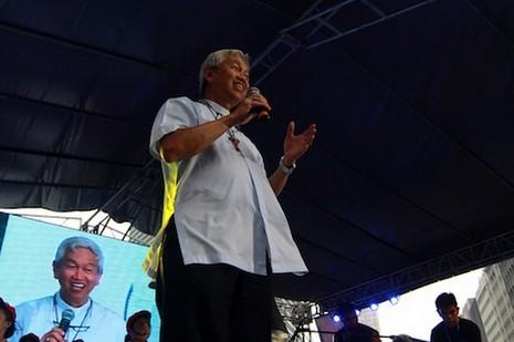 菲律賓教會結成聯盟反對「分肥撥款」貪污