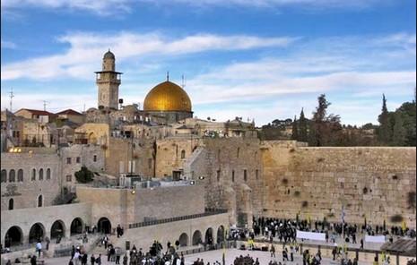 在耶路撒冷沉思生與死