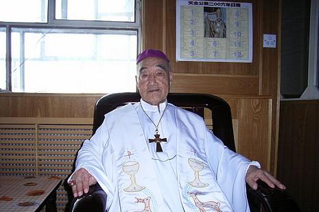 地下主教團前任執行主席劉冠東主教安息