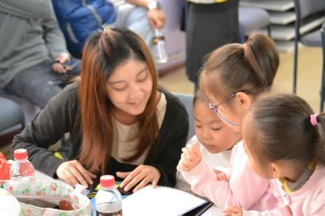 中港教會機構合作推廣兒童閱讀習慣
