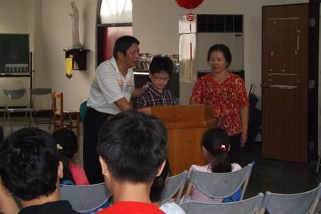 台天主教兒童合唱團受新法規影響致招生不足