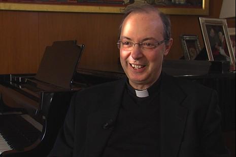 梵蒂岡作曲家旨在通過音樂來描繪《聖經》 thumbnail