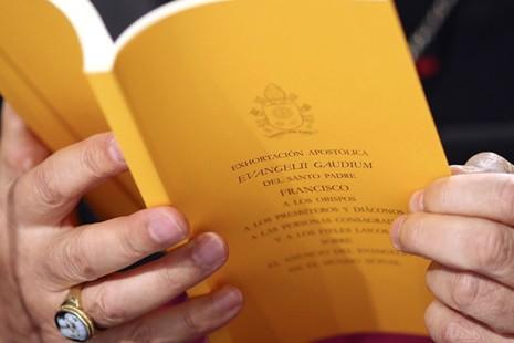 觀察家稱是教宗新勸諭是對治理教會的願景宣言 thumbnail