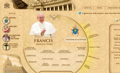網友們,對不起了:梵蒂岡為新互聯網域名設限制