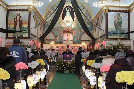 唐山教區推遲劉景和主教葬禮,要求政府先歸還墓地