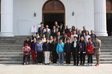 假期變動無阻廣州教友協助海南教區舉辦婚姻輔導班