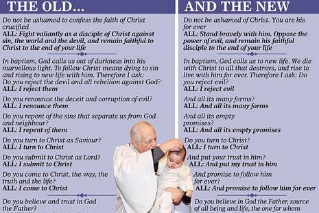 英國聖公會回應簡化領洗禮儀用語的指責 thumbnail