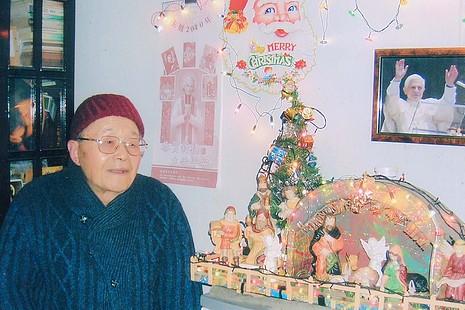 「地下」主教團團長、上海教區范忠良主教安息主懷