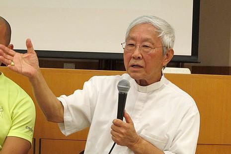 香港民間團體製祝福聲帶,陳樞機「聲」援劉霞