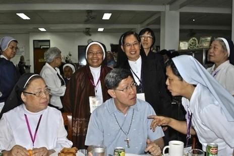 塔格萊樞機最新獲委任的工作可協助更新修道生活