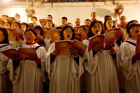 【評論】中國人是無神論者嗎?皮尤研究中心調查錯誤了